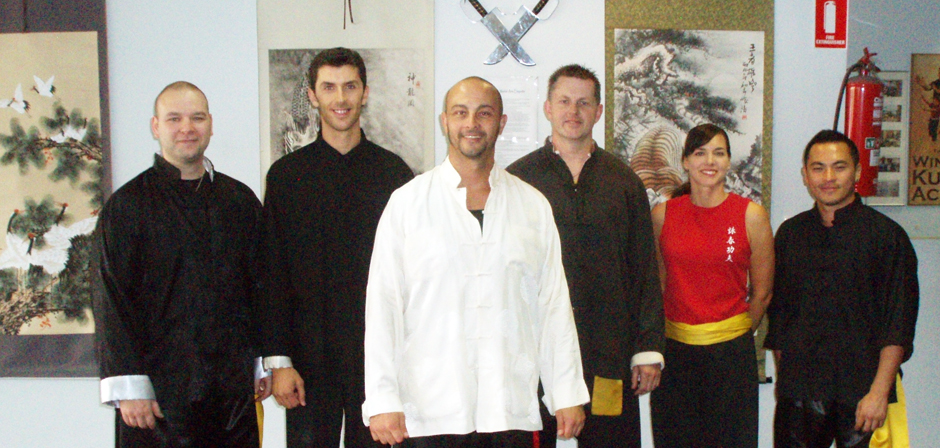 Wing Chun Universe instructors Peninsula
